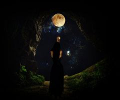 Orb Of Night by CrumblingLand
