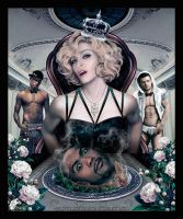MADONNA - HARD CANDY by davidkawena