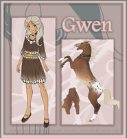 ::-::Gwen::-:: by iluvwrath