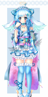 :Chieri Mirei: Fullbody View by Chierue
