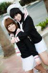 CCS Cosplay: Sakura and Tomoyo by VariaK