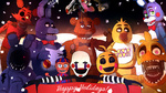 Five Nights at Freddy's Animation! by rydi1689