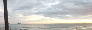 Panoramic Sunset by TheDrifterWithin
