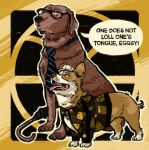 Kingsdog: The Puppy Service by Paperflower86