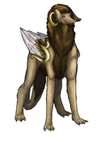 Art Exchange: Caco's Tayne by aireona93