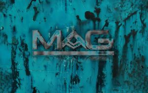 EgFox Blue MAG PS3 HD by Eg-Art