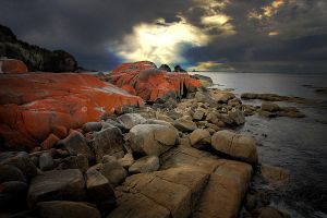 Bay Of Fires by CainPascoe