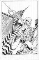 M.A. Spidey Tales Inks by TonyKordos