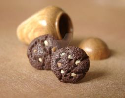 Chocolate Cookies by PetitPlat