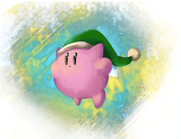 Kirby by NobleExorcist