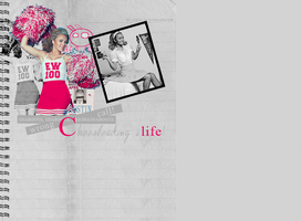 Hayden Pannetiere - Layout by xoxglam