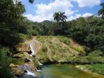 El Nicho waterfalls by lmsgblh