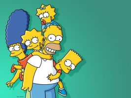 WallPaper The Simpsons by DaniielOrtegaP