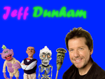 'Present' Jeff Dunham Poster by domobfdi