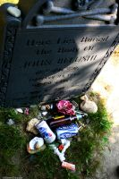 Here Lies the Body of... by EmmaBean