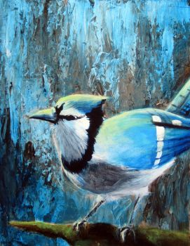 Blue Jay Quikee by MFMugen