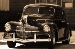 1940 Dodge by eskimoblueboy
