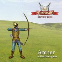 Archer for flash mini-game by Vadich