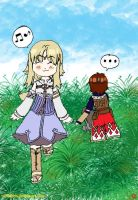 Rune Factory Frontier:Why me? by Pikaspirit