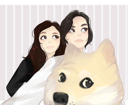 Comm: Much Doge by apple-kuun