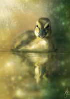 Little Duckling by velvetcat