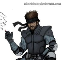 Snake first test by ahanblazer