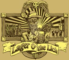 Lager O'the Lich version 1 by rawjawbone