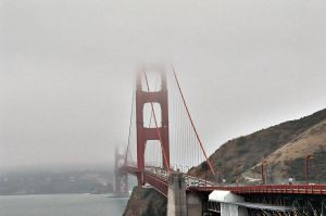Golden Gate bridge by brandonwaugh5