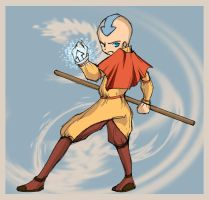 Avatar:The Last Airbender:Aang by CandyGirlxD