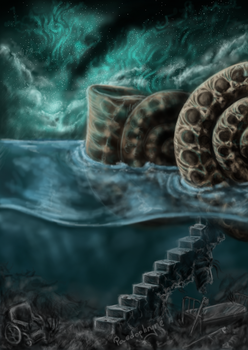 Dreams On The Water by Paedophryne