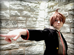 [Cosplay: DR] You've got that Wrong! by Keikostar98