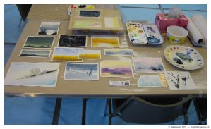 Watercolour Basics + Beyond, July 2012 by brightling