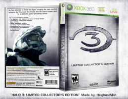 """""""Halo 3: CE"""" by Clypps by videogameboxarts"""