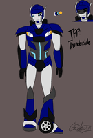 TFP Thunderside by GhostGirlVII