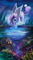 Commission 8 - Reef by The-Keyblade-Pony