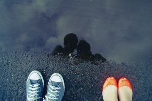 puddle by katie-katie