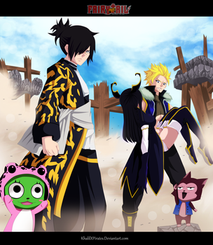 Fairy Tail 388 - We Came To Pick You Up , Lady by KhalilXPirates