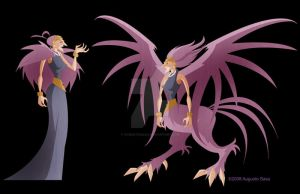 The harpy by AugustoSasa