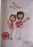 The White Stripes by maybe55