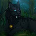 [COMMISSION] - Talamor (Feral) by Lycisca