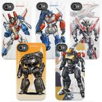 My mecha art on phone cases by Mecha-Zone
