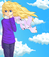 Like in the sky by 7anime7drawer7