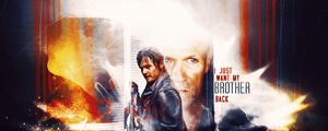 .:The Walking Dead: Dixon Brothers:. by RachelDinozzo