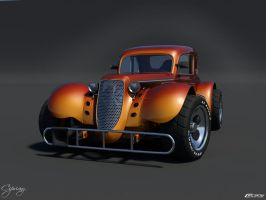 Power Hot Rod 5 by cipriany