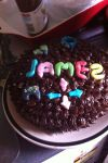 Birthday Cake 1# by Vyeraa