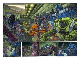 Transformers: RS3 sample 01 by GRAPHIKSLAVA