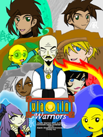 Xiaolin Warriors coverpage Ch1 by DevilDeath-sama