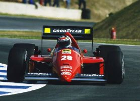 Stefan Johansson (Spain 1986) by F1-history