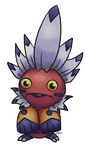 Fakemon: Howtou by Dreamprotected