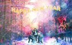 Happy New Year - One Direction by mathildebolduc